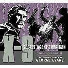 X-9: Volume 6: Secret Agent Corrigan by George Evans (Hardback, 2015)