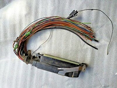 bmw e36 m52 m50 m42 m43 m44 engine computer dme ecu wiring plug connector  x6000 | ebay