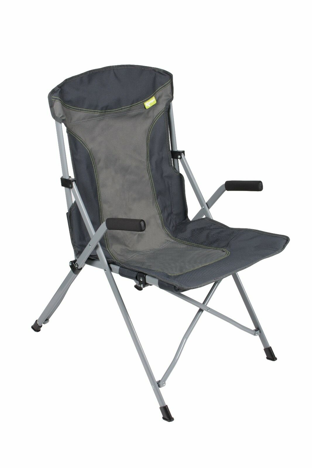 EASY IN   EASY OUT PORTABLE FOLDING CAMPING CHAIR ARMCHAIR