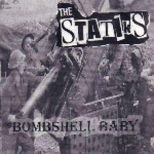 STATIKS – BOMBSHELL BABY EP punk oi! exploited skins
