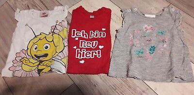3 Schöne Babyshirts In Größe 68
