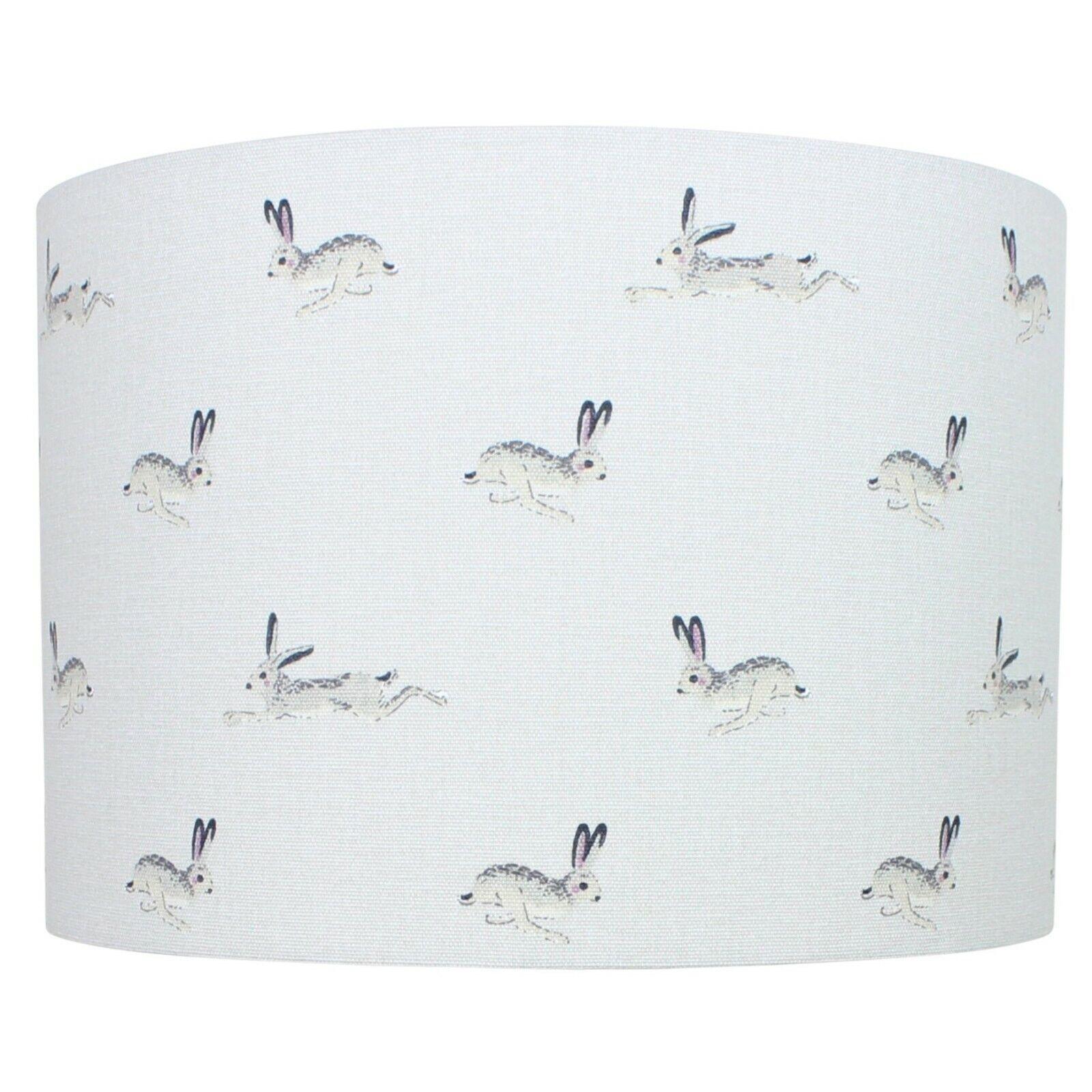 Hare Sophie Allport Drum Lampshade