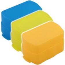 3x Bouncer Diffusoren Diffusor Softbox kompatibel mit Nikon SB800 Blitzlicht