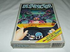 DESTRUCTOR for COLECOVISION/COLECO  NEW OLD STOCK STILL TAB SEALED! RARE!
