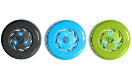 Frisbee Lumineux et sonore Ledwood