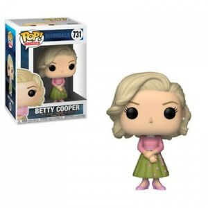 FUNKO POP BETTY COOPER ARCHIE COMICS RIVERDALE 9 CM VINYL