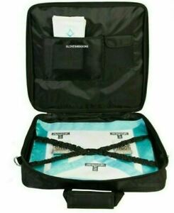Freemasons-Full-Set-of-Soft-Case-BAG-in-Cordura-with-pair-of-Free-Gloves