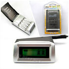 UltraCell LCD Display Quick RoHS Battery Charger US EU AU for AA AAA NiMH NiCd