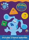 Blue's Clues Shapes and Colors 0097368753648 DVD Region 1