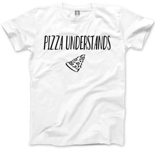 Pizza Lover Foodie Kids T-Shirt Pizza Understands