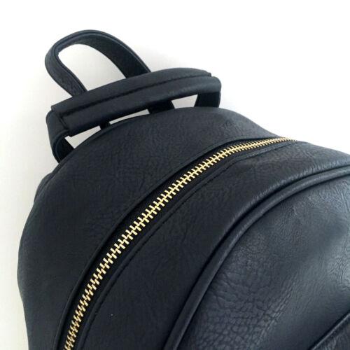 Womens Rucksack Small Backpack Ladies Laptop Bag 11inch Plain Work Bag Crossbody