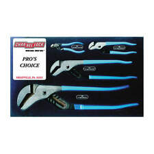 Channellock Pc 1 Tongue And Groove Plier Setdipped4pcs