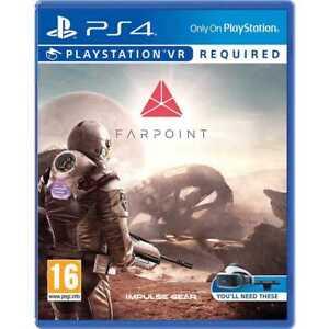 Farpoint-GIOCO-PS4-PSVR-richiesto-Menta-1st-Class-consegna-veloce