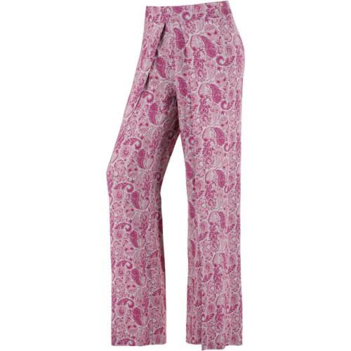 NUOVO!! Kp 39,95 € SALE/%/%/% Rosa Maui Wowie Pantaloni con gamba taglio