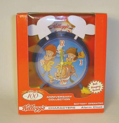 Snap Crackle and Pop  Kellog/'s Rice Krispies Alarm Clock