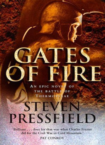 Gates of Fire,Steven Pressfield