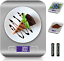 miniatura 1 - BILANCIA DA CUCINA DIGITALE ELETTRONICA PROFESSIONALE LCD TARA ACCIAIO INOX 5KG