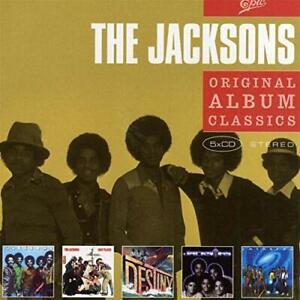 Jacksons The - Original Album Classics [CD]