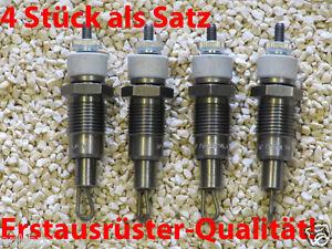 4x-Bujias-de-Incandescencia-Mercedes-220-2-2D-Tipo-W123-Ano-Fabricacion