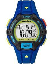 "Timex TW5M02400, Men's ""Ironman"" 30 Lap Watch, Indiglo, Alarm, TW5M024009J"