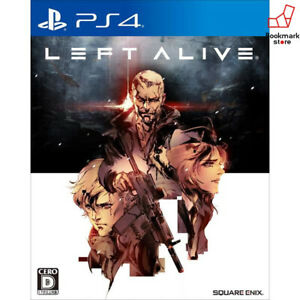 NEW-LEFT-ALIVE-PS4-Japan-F-S-Tracking-PlayStation-4