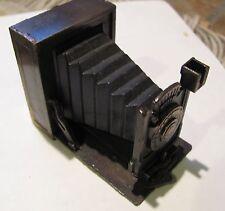 vintage Hong Kong pencil sharpener, folding camera