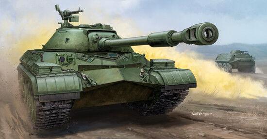 1 35 TRUMPETER SOVIET T-10A HEAVY TANK
