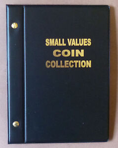 VST-COIN-ALBUM-for-1c-2c-5c-10c-COLLECTION-1966-to-2016-MINTAGES-PRINTED