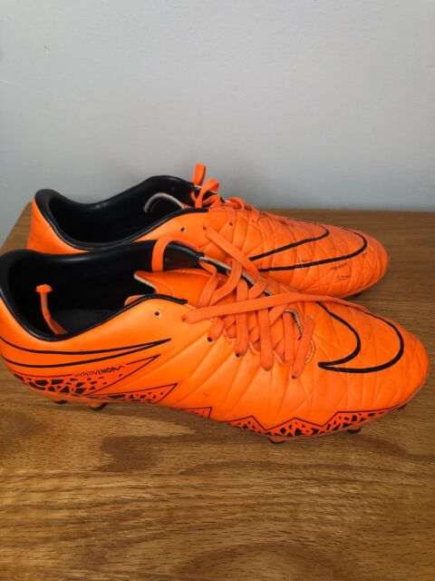 b34933288 Frequently bought together. Nike Hypervenom Phelon II FG Total Orange  Soccer Cleats Size 8 749896