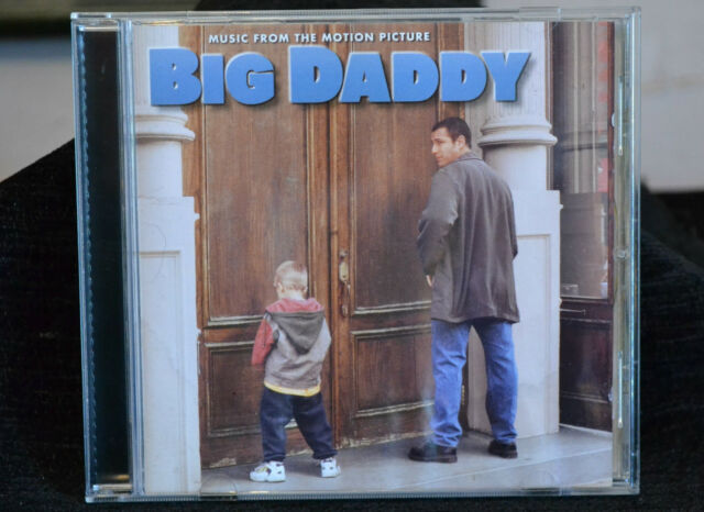 Soundtrack - Big Daddy (Original CD, 2004)