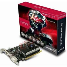 SCHEDA VIDEO SAPPHIRE R7 240 4Gb AMD RADEON 11216-00-20G HDMI VGA DVI VENTOLA PC