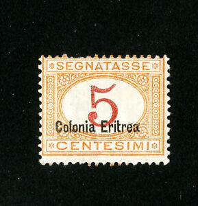 Eritrea-Stamps-J1b-Fresh-OG-LH-Scott-Value-550-00