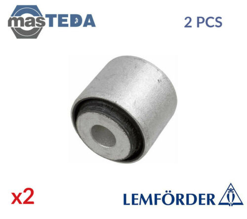 2x LEMFÖRDER REAR UPPER FRONT OUTER CONTROL ARM WISHBONE BUSH 29751 01 I NEW