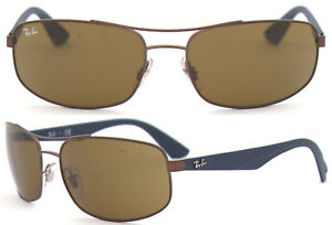 Ray-Ban-Sonnenbrille-Sunglasess-RB3527-012-73-Gr-61-Nonvalenz-BF213-T215