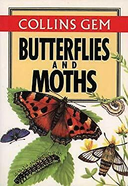 Guide to Butterflies and Moths by Chinery, Michael