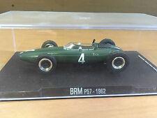 "DIE CAST "" BRM P57 - 1962 "" FORMULA 1 RBA  SCALA 1/43"