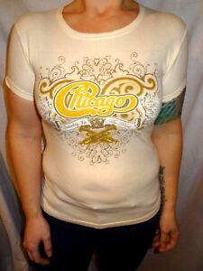 Chicago-Saturday-In-the-Park-T-shirt-Tultex-Size-Junior-039-s-Medium
