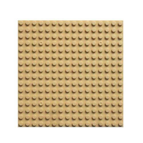 Children Puzzle Toys Accessories 16*16 Point Building Blocks Base Plates Plastic
