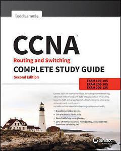 Ccna Routing And Switching Complete Study Guide: Exam 100-105, Examen 200-105,...-afficher Le Titre D'origine Pour Assurer Une Transmission En Douceur
