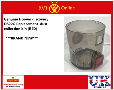 BRAND NEW Genuine Hoover discovery//Rhapsody// HFree700   HSPIN filter RED
