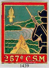 1439 - COMMANDOS - 257e C.S.M
