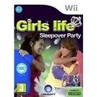 Girls Life: Sleepover Party (Nintendo Wii, 2010) - European Version