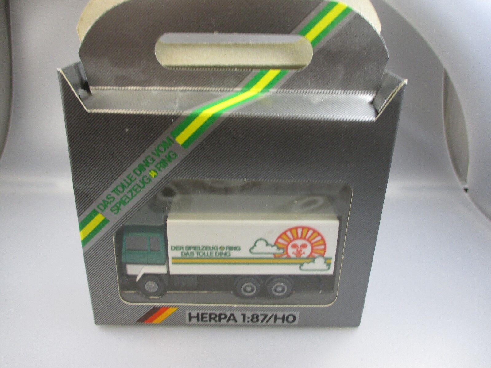 Herpa  juguete-ring juguete-ring juguete-ring colección-set con ford-camión (ssk23) 289649