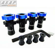 Hot Racing SLF117XT06 Traxxas Stampede 4X4 Aluminum 17mm Hex Hubs w/ 10mm Ext