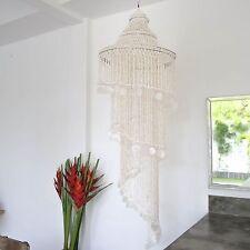 Capiz Shell Chandelier Kronleuchter Deckenlampe Deckenleuchten Muschellampe lamp