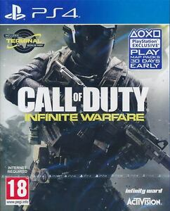 Call-of-Duty-Infinite-Warfare-PS4-Game-English-with-Terminal-Map-DLC-NEW
