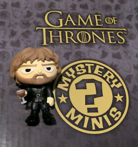 Funko Mystery Mini - Game Of Thrones (Series 4) - Tyrion Lannister