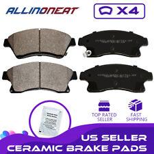 Front Brake Pads For 2011 2014 2015 Chevrolet Cruze 2012 2017 Chevrolet Sonic Fits 2012 Chevrolet Cruze Lt