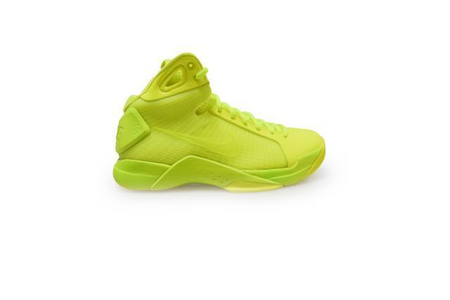 Herren Nike Hyperdunk '08 - 820321 700 - Hyperfuse Trainers Yellow Trainers Hyperfuse 5a97be
