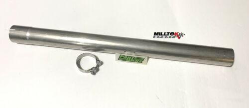 "RENAULT MEGANE 2.0 T R.S Milltek Sport 3/"" Non Resonated Link Pipe Assemblage"